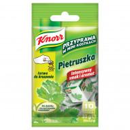Knorr Przyprawa w mini kostkach Pietruszka 35 g (10 mini kostek)