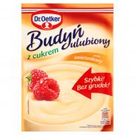 Dr. Oetker Budyń ulubiony z cukrem smak śmietankowy 70 g