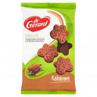 dr Gerard Kruche herbatniki kakaowe z polewą kakaową 200 g