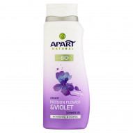 Apart Natural Passion Flower & Violet Żel pod prysznic 400 ml