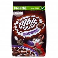 Nestlé Cookie Crisp Brownie Płatki śniadaniowe 250 g