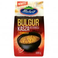 Melvit Kasza bulgur z vermicelli 400 g