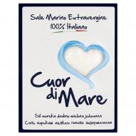 Cuor di Mare Sól morska drobno mielona jodowana 1000 g
