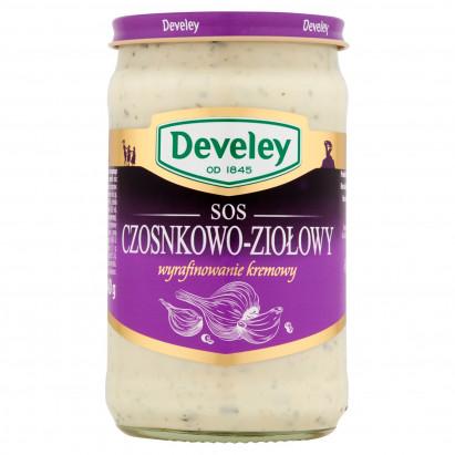 Develey Sos Czosnkowo-ziołowy 240 g