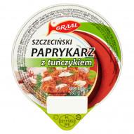 GRAAL Szczeciński paprykarz z tuńczykiem 130 g