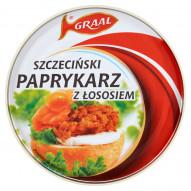 GRAAL Szczeciński paprykarz z łososiem 330 g