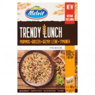 Melvit Trendy Lunch Mhammas groszek grzyby leśne tymianek 400 g (4 torebki)