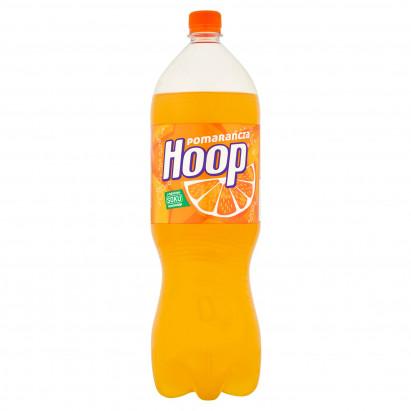 Hoop Napój gazowany pomarańcza 2 l
