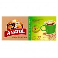Anatol Kawa zbożowa o smaku wanilii 147 g (35 torebek)