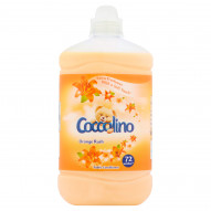 Coccolino Orange Rush Płyn do płukania tkanin koncentrat 1800 ml (72 prania)