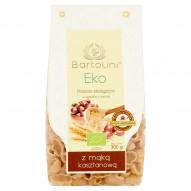 Bartolini Eko Makaron ekologiczny z mąką kasztanową muszla nr 1 300 g