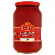 Firma Roleski Koncentrat pomidorowy 30% 950 g