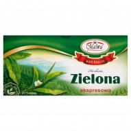 Malwa Herbata zielona ekspresowa 40 g (20 torebek)