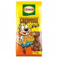 Cenos Chrupusie Poduszeczki z nadzieniem o smaku czekoladowym 175 g