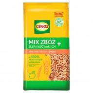 Cenos Mix zbóż ekspandowanych+ żyto i ryż brązowy + jabłko 100 g