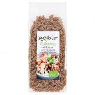 Symbio Makaron żytni z mąką z komosy ryżowej świderek ekologiczny 400 g