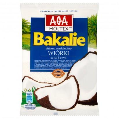 Bakalie Wiórki kokosowe 200 g