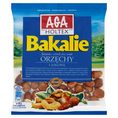 Bakalie Orzechy laskowe 60 g