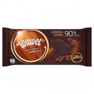 Wawel Czekolada gorzka extra 90% Cocoa 100 g