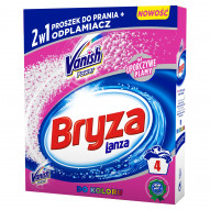 Bryza Lanza Vanish Power Proszek do prania + odplamiacz 2w1 do koloru 300 g (4 prania)