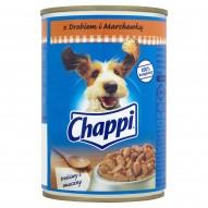 Chappi z drobiem i marchewką Karma pełnoporcjowa 400 g