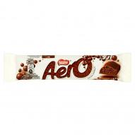 Aero Napowietrzona czekolada mleczna 24 g