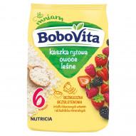 BoboVita Kaszka ryżowa owoce leśne po 6 miesiącu 180 g