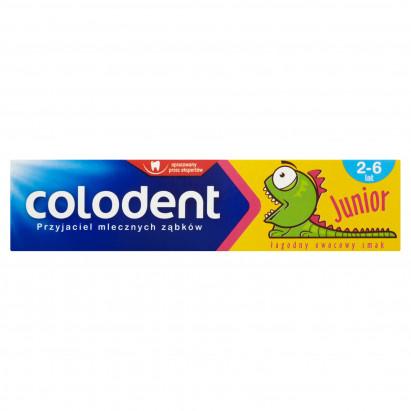 Colodent Junior Pasta do zębów dla dzieci 2-6 lat 56 g