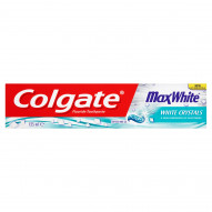 Colgate Max White Kryształowa mięta-żel Pasta z fluorem 125 ml