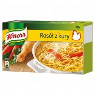 Knorr Rosół z kury 180 g (18 kostek)