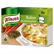 Knorr Bulion na włoszczyźnie 60 g (6 kostek)