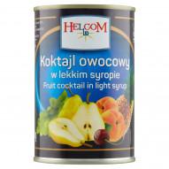 Helcom Koktajl owocowy w lekkim syropie 460 g