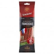 Sokołów Gold Kabanosy francuskie 120 g