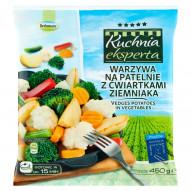 Oerlemans Kuchnia eksperta Warzywa na patelnię z ćwiartkami ziemniaka 450 g
