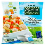 Oerlemans Kuchnia eksperta Zupa kalafiorowa z koperkiem 450 g