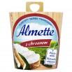 Almette z chrzanem Puszysty serek twarogowy 150 g