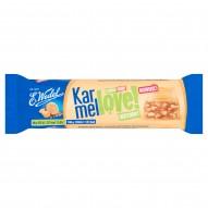 E. Wedel Karmellove! orzechowy Batonik z solonymi orzeszkami arachidowymi i ciasteczkami 40 g