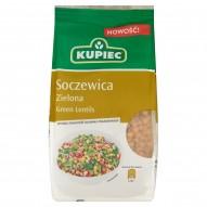 Kupiec Soczewica zielona 400 g