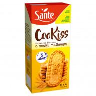 Sante CooKiss Ciasteczka zbożowe o smaku maślanym 300 g (6 x 50 g)