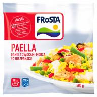 FRoSTA Paella Danie z owocami morza po hiszpańsku 500 g