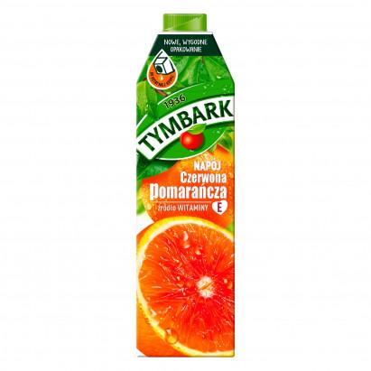 Tymbark Napój czerwona pomarańcza 1 l