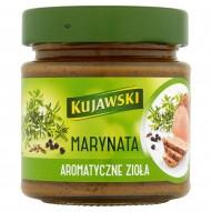 Kujawski Marynata Aromatyczne zioła 180 ml