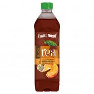 Żywiec Zdrój Black Tea Napój niegazowany czarna herbata brzoskwinia pomarańcza 500 ml