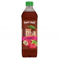 Żywiec Zdrój Black Tea Napój niegazowany czarna herbata malina 500 ml
