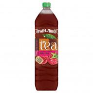 Żywiec Zdrój Black Tea Napój niegazowany czarna herbata malina 1,5 l