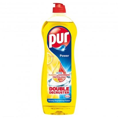 Pur Power Lemon Extra Płyn do mycia naczyń 900 ml