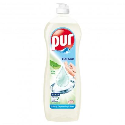 Pur Balsam Aloe Vera Płyn do mycia naczyń 900 ml
