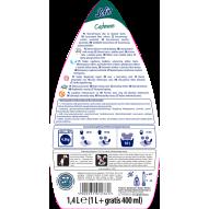 SOFIN Koncentrat do płukania tkanin Full of Freshnes 1l+400ml extra Cashmere
