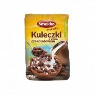Smakko Kuleczki o smaku czekoladowym 250g