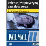 Pall Mall Blue 24 Pocket